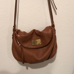 Marc by Marc Jacobs Brown crossbody bag